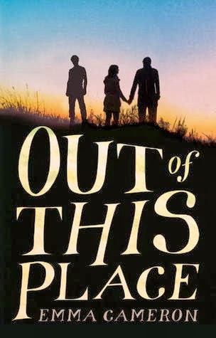 Out of This Place: A Quirky Australian Novel in Verse